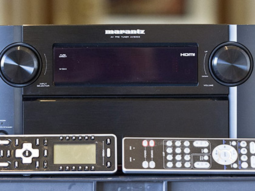 Marantz AV8003 Media Center