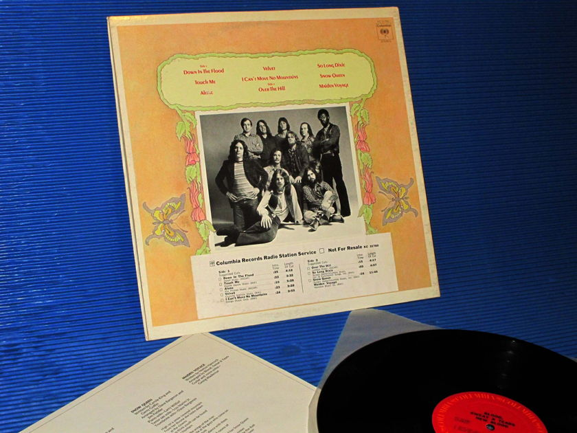 """BLOOD, SWEAT & TEARS - - """"New Blood"""" - Columbia 1972 Hot Stamper"""