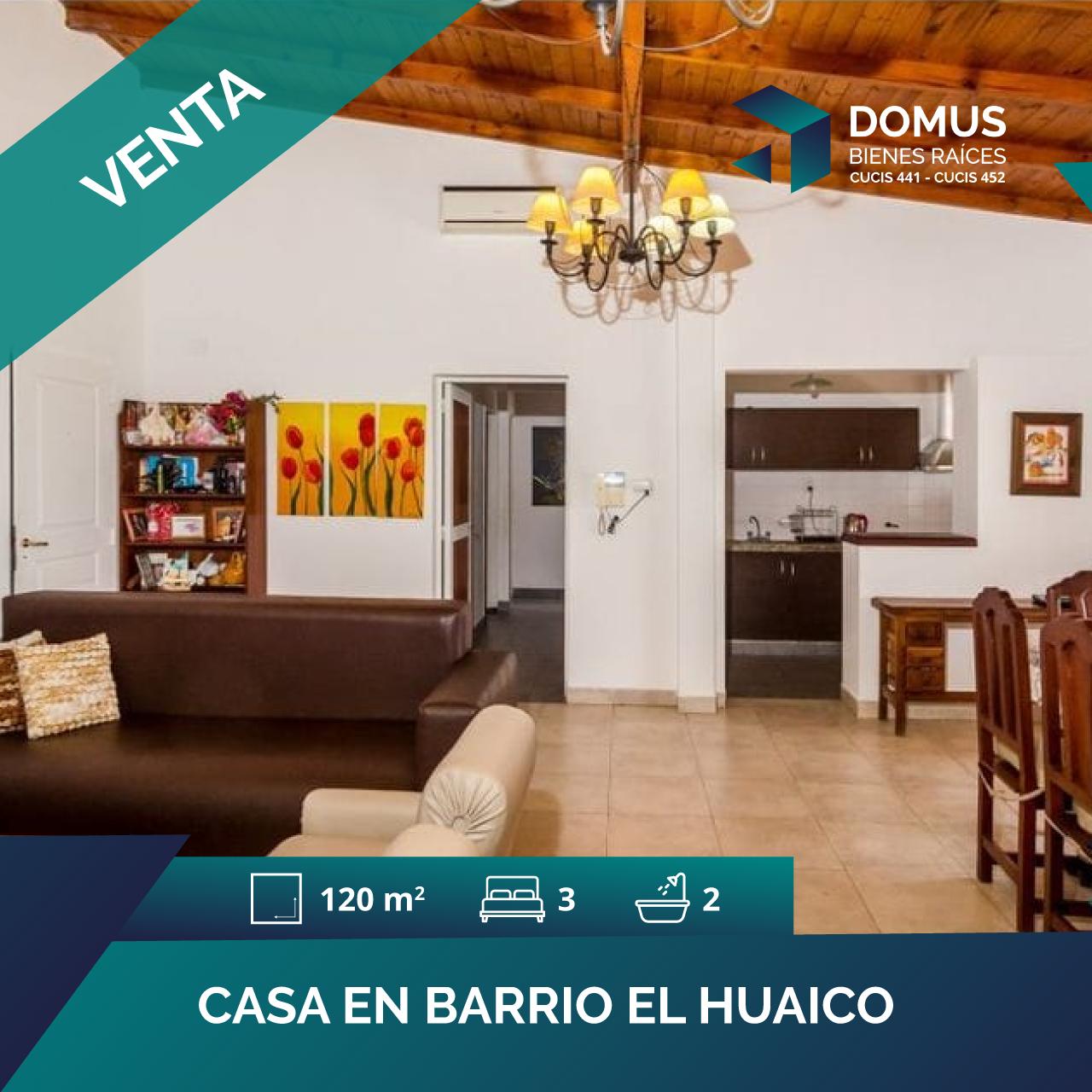 Casa en Barrio El Huaico - Salta - Precio: 100000 dólares.