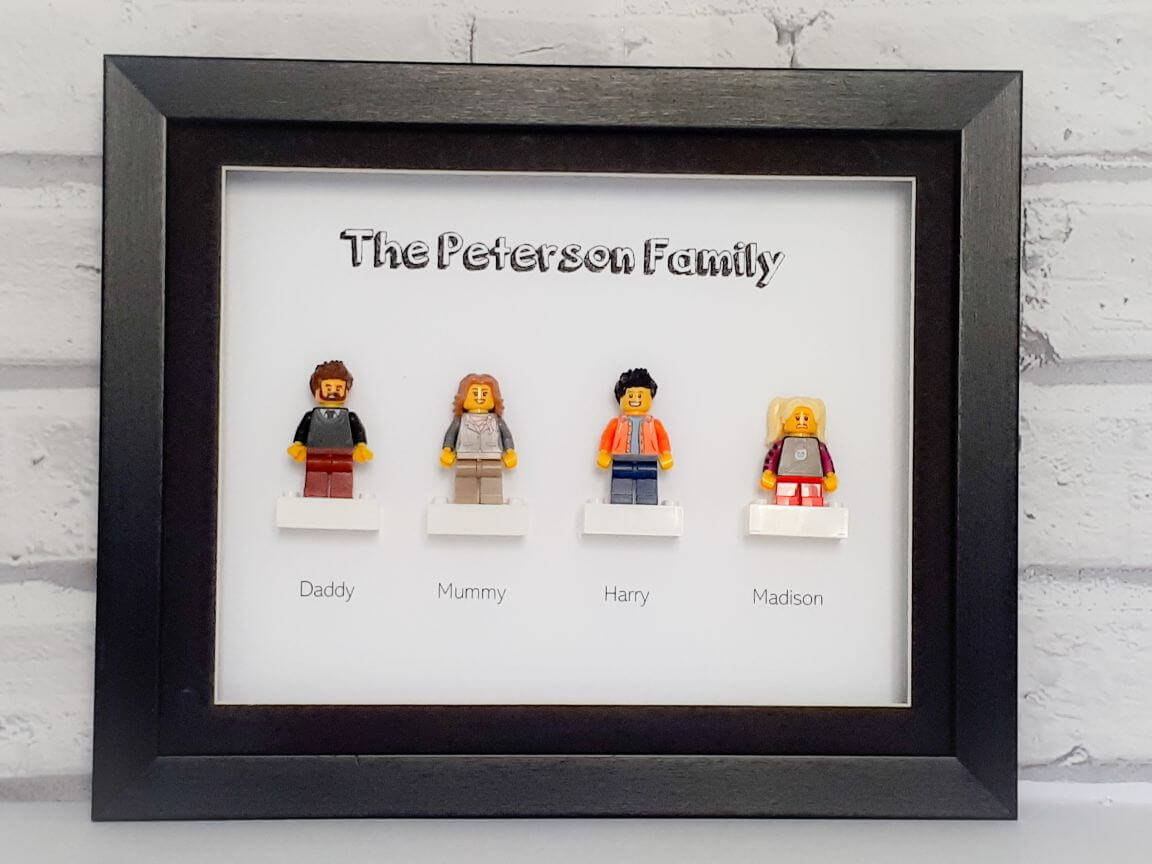 lego Picture Frames