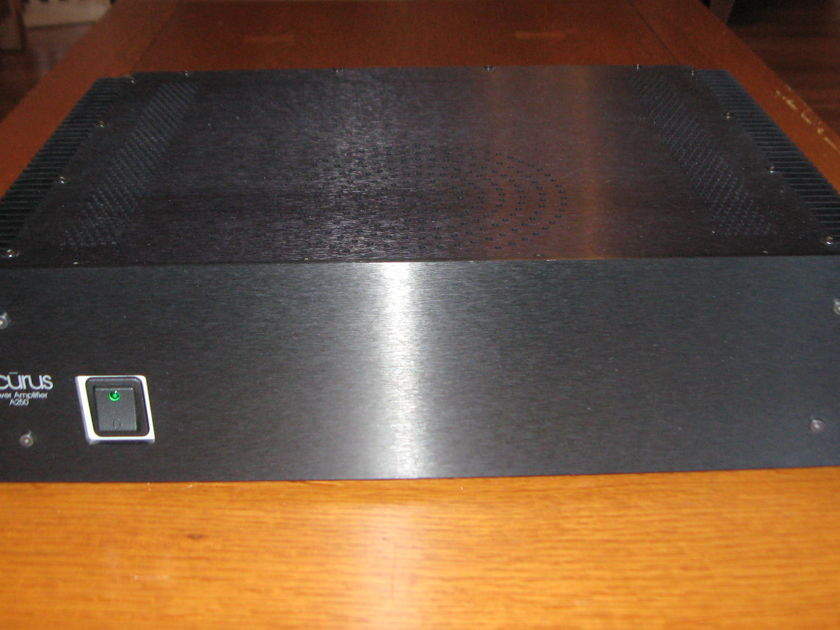 Acurus A250 Solid State Amplifier