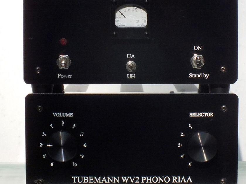 TubeGuru TubeMann Phono Stage