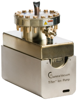 Gamma Vacuum Ion Getter Pumps