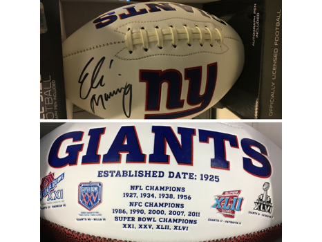 Calling All Giants Fans!
