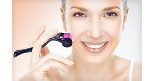 face needle roller, dermastamp, microneedle derma roller, derma roller for hair