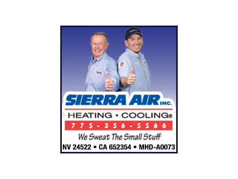 Whole House Filtration System or Humidifier by Sierra Air Inc.