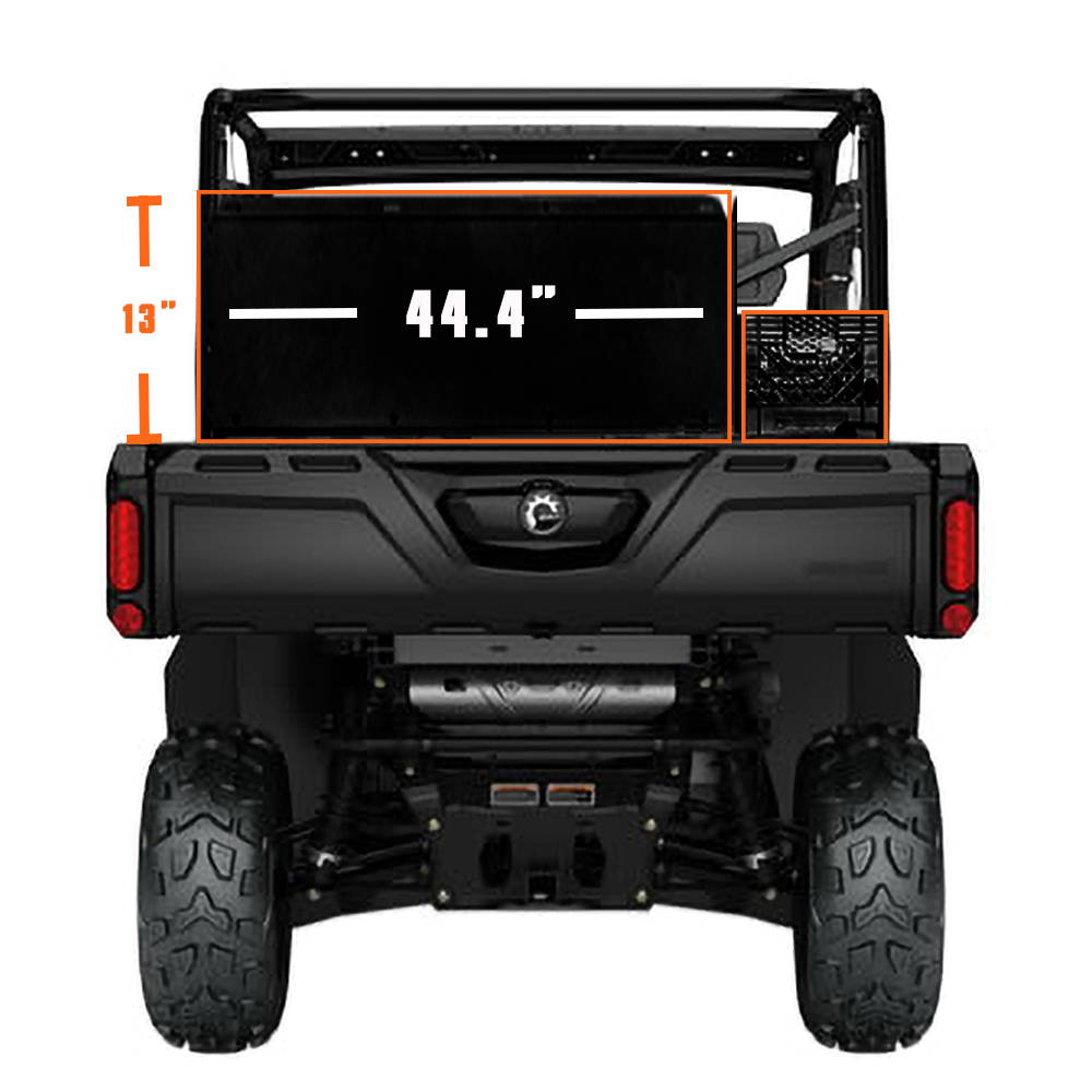 Polaris AnyBox Tall Storage