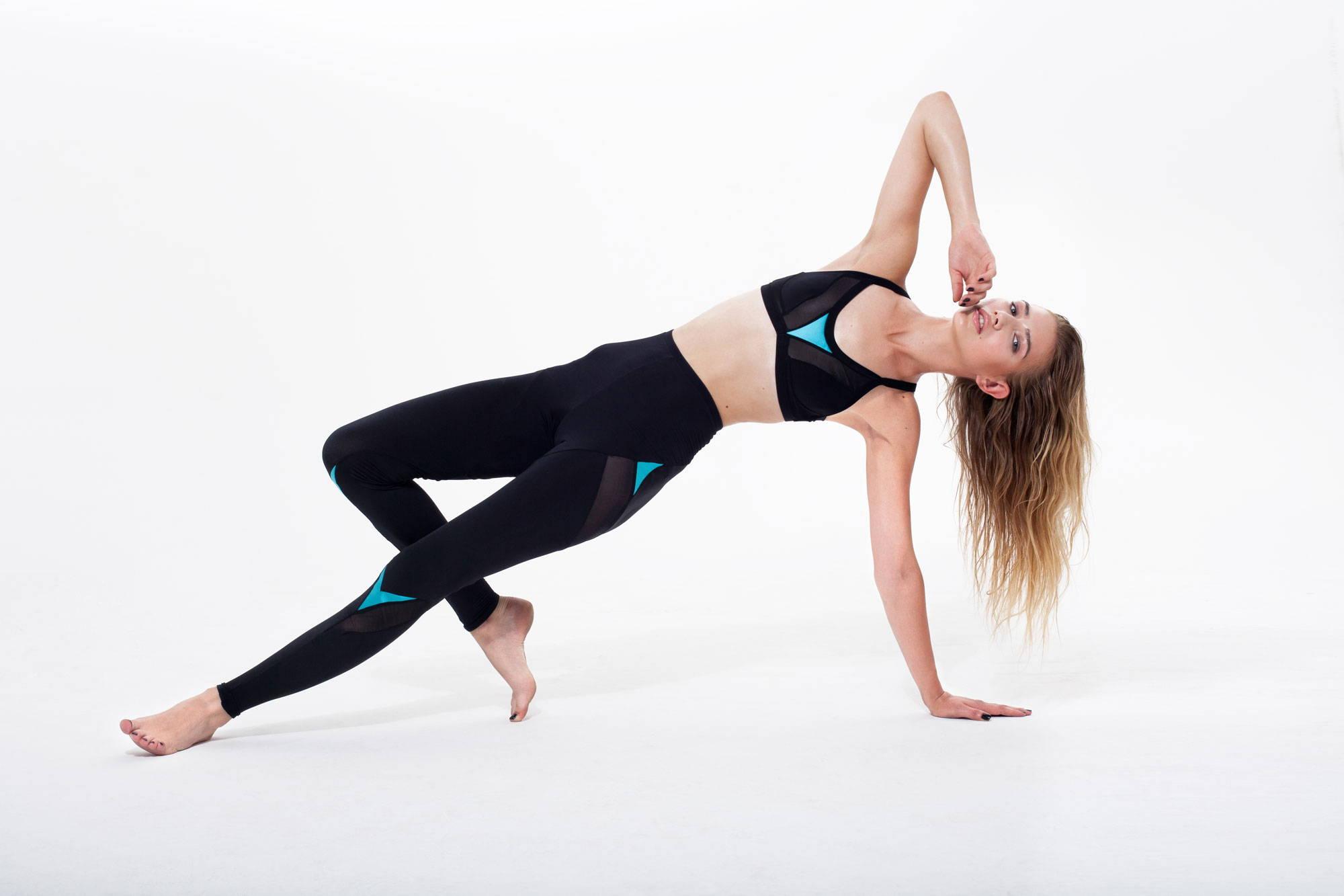 gymnastik outfit und bodywear