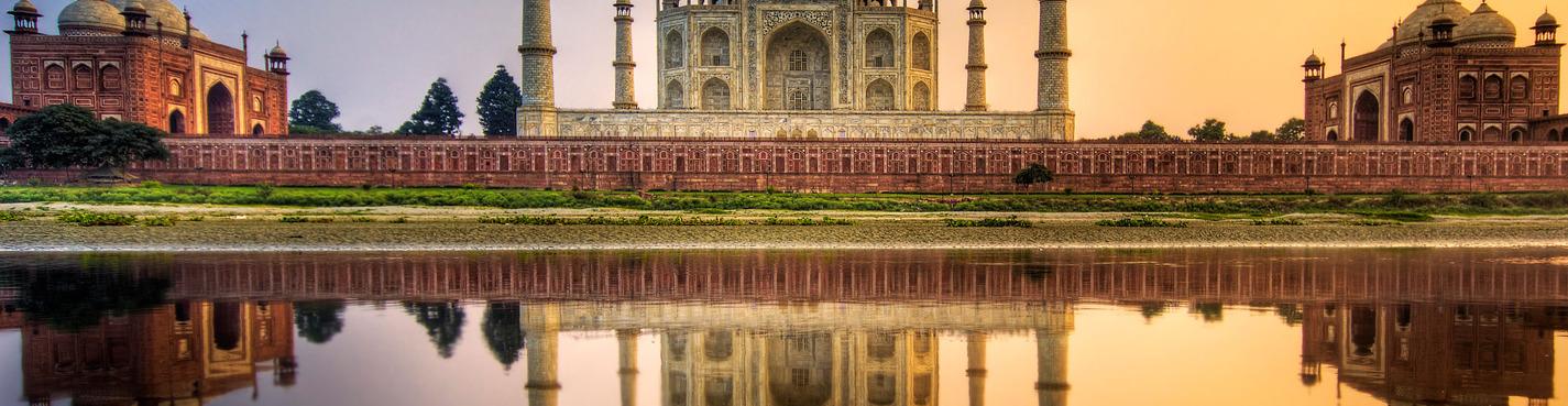 Легенда Индии – Тадж Махал (экскурсия в Дели и Агру с авиаперелётом)