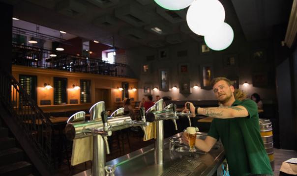 Staropramem: пивной тур с напитком или дегустацией пива