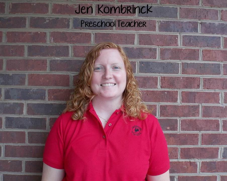 Mrs. Jennifer Kombrinck , Educational Support Teacher