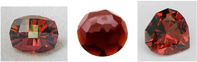 Almandine garnet yves lemay jewelry