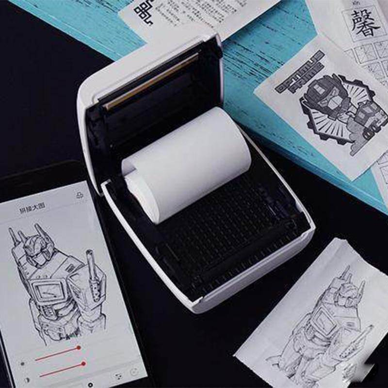 pocket printer all media