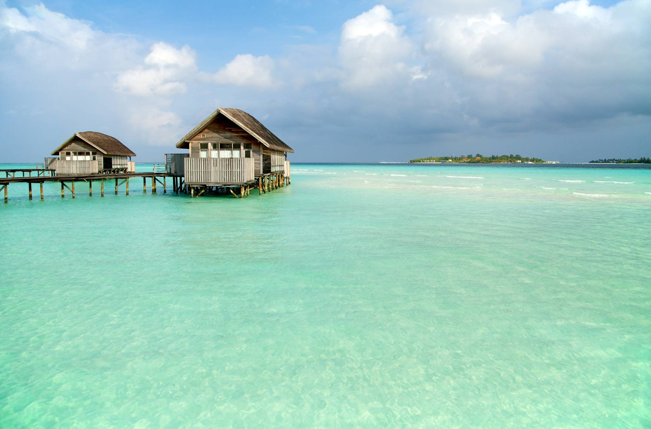 Maldives, rest and relax travel destination