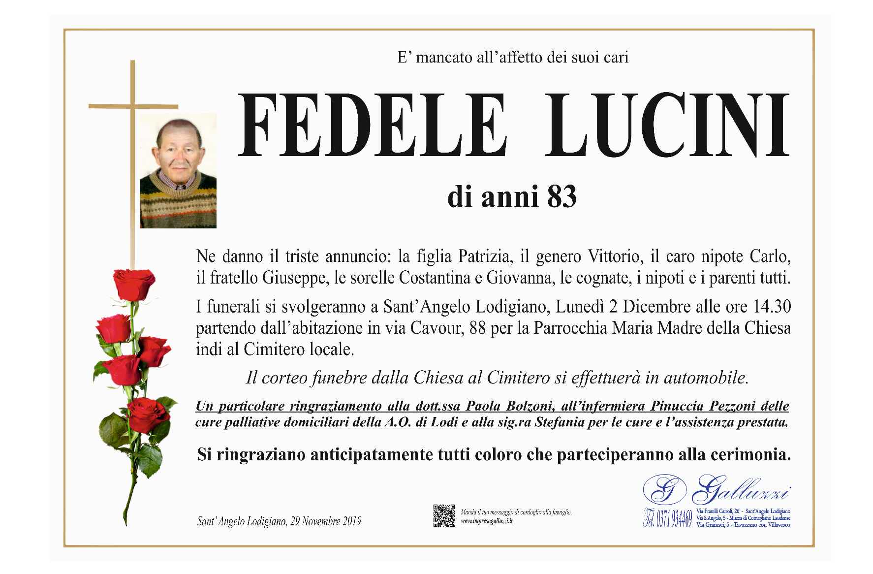 Fedele Lucini