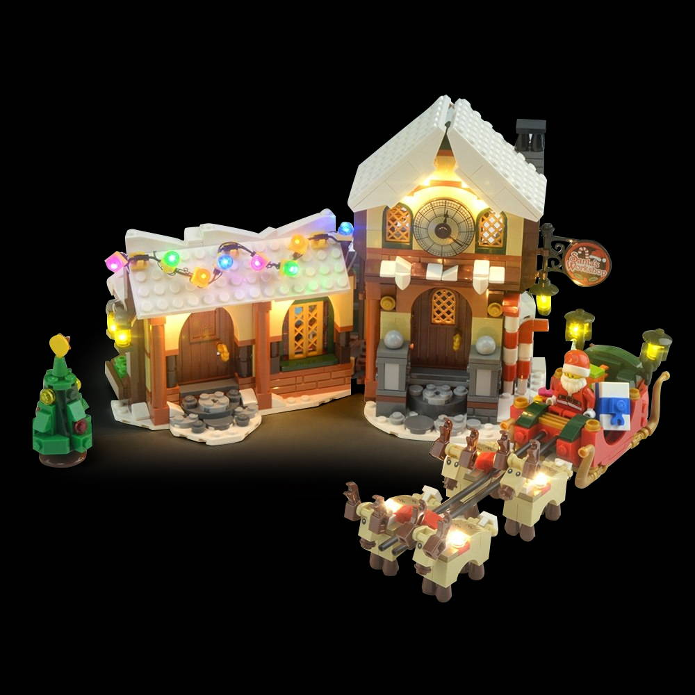 LEGO Santa's Workshop 10245 Light Kit