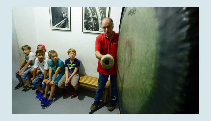 phaenomania trommel