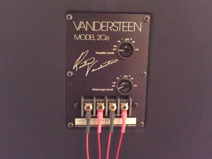 Vandersteen 2ce Signature