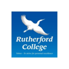 Rutherford College logo