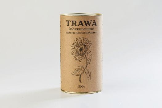Обезжиренные семена подсолнечника TRAWA
