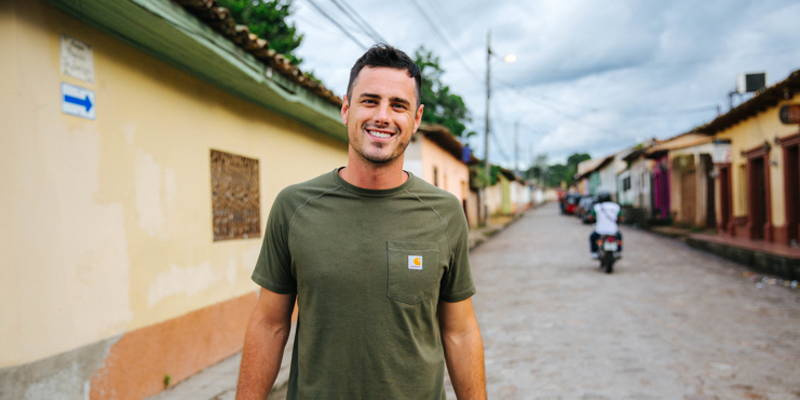 How to Enjoy Your Engagement, According to The Bachelor's Ben Higgins