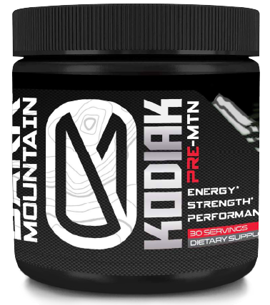 Kodiak Pre Mountain Supplement in Mountain Melon 2.0