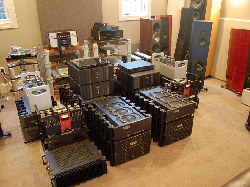 Chord Electronics Ltd. SPM 6000 Mono Power Amplifier - SPM 6000