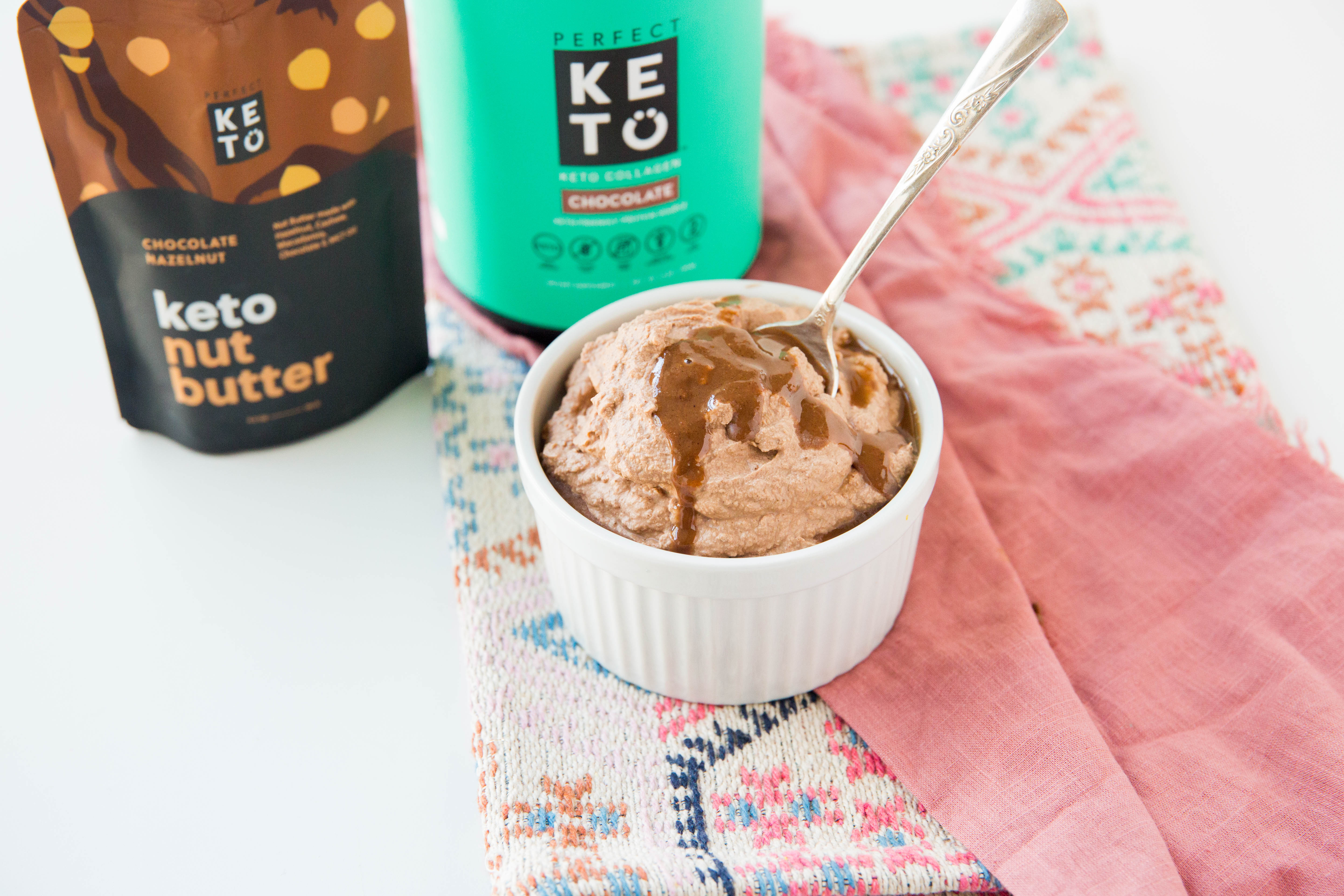 Perfect Keto Chocolate Mousse