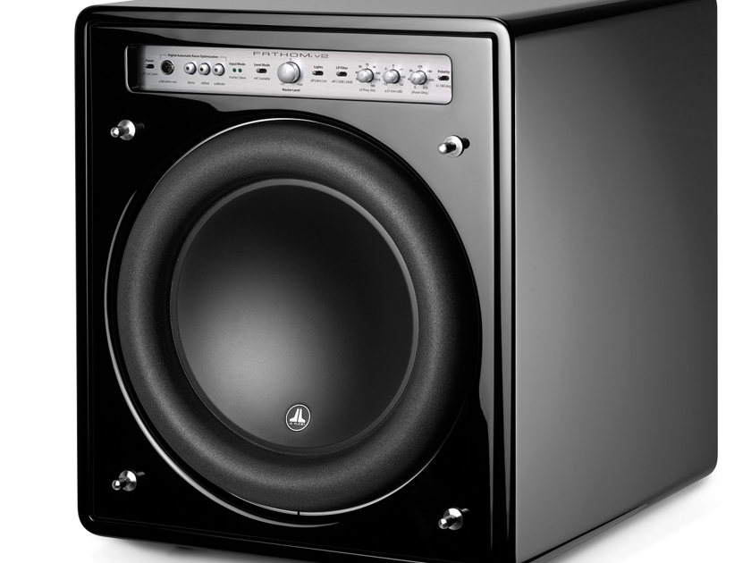 JL Audio  JL Audio Fathom Subwoofer f112v2-GLOSS Finish - NEW IN BOX