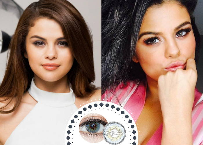 Behind the Lenses: Celebrities Who Wear coloured Contacts