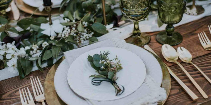What to do after the wedding with all your décor