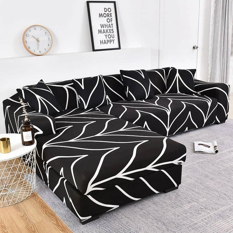 housse de canapé moderne