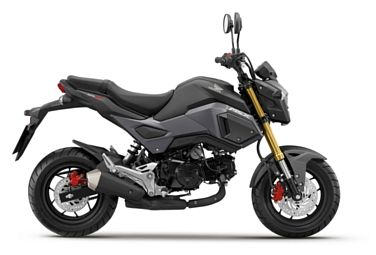 2017 HONDA MOTORCYCLES GROM