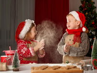 صورة FESTA DI FAMIGLIA WITH FESTIVE BAKING FOR KIDS