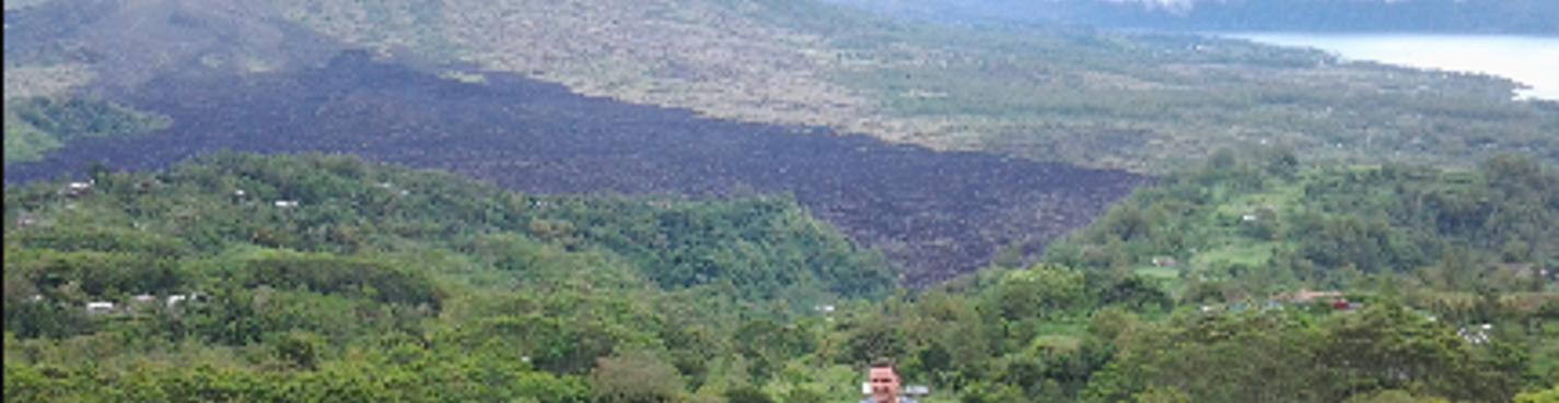 Обзор на вулкан Батур
