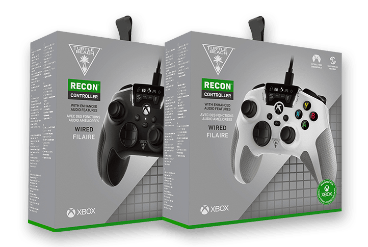 wired recon controllers