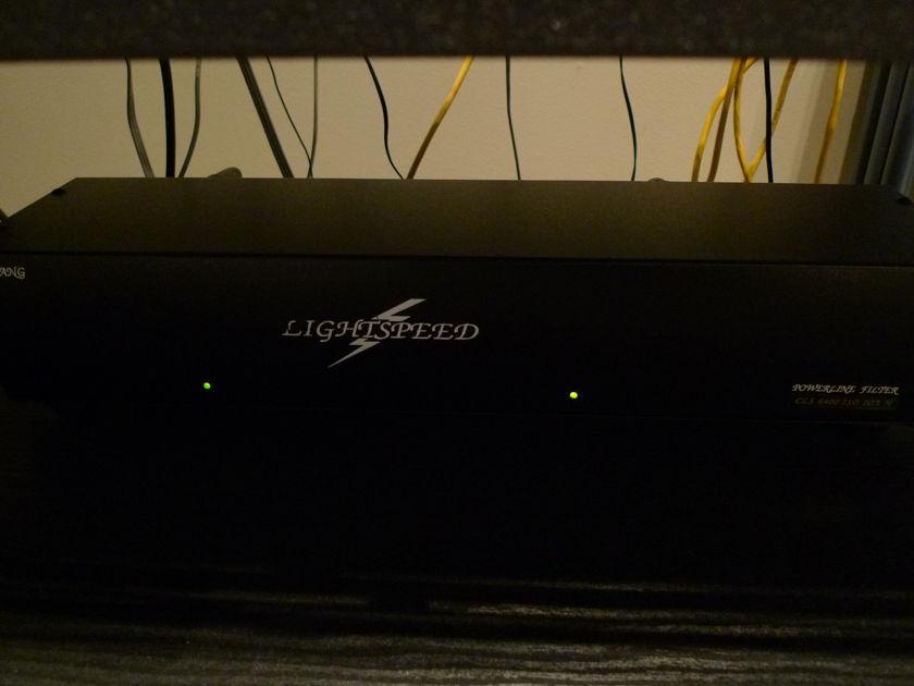 Chang Lightspeed CLS 6400 ISO MK II Powerline Filter