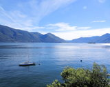 Ascona - Rarity in Ascona directly at the lake