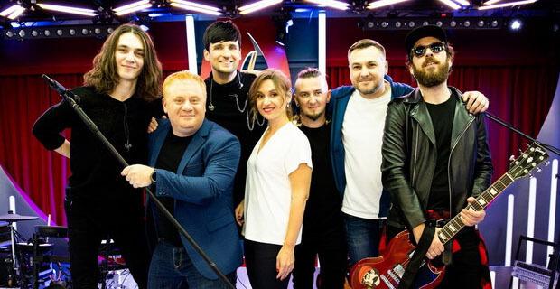 Дмитрий Колдун выступил с живым концертом в рамках «Золотого микрофона» на «Русском Радио» - Новости радио OnAir.ru