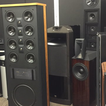 SDA-SRS 1.2 Speakers