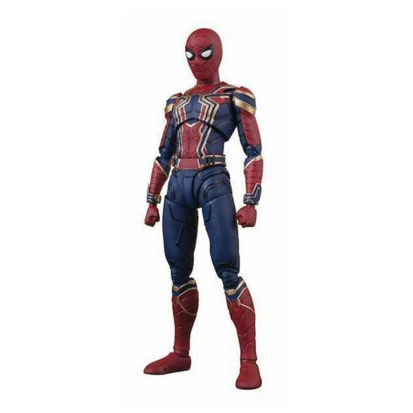 Avengers Infinity War: S.H. Figuarts Iron Spider Figure By Bandai free shipping across India