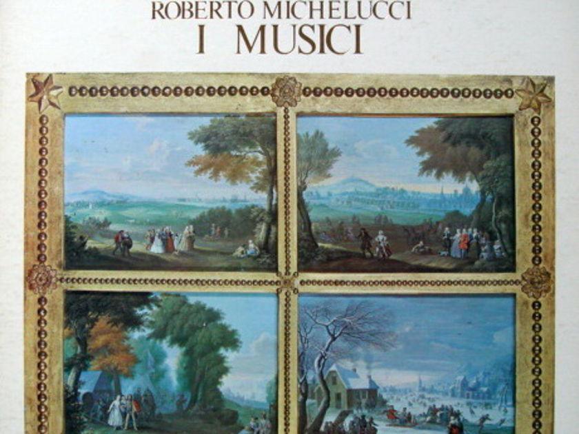 ★Audiophile★ Japan Philips / I MUSICI-MICHELUCCI,  - Vivaldi The Four Seasons,  MINT!
