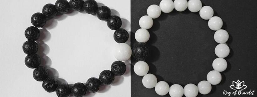 Bracelet Yin & Yang - King of Bracelet