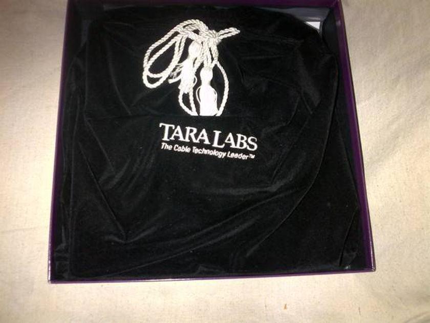 Tara labs ism onboard the 0.8 1 meter rca