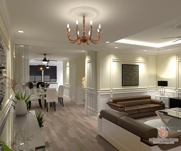 el-precio-classic-modern-vintage-malaysia-selangor-living-room-3d-drawing