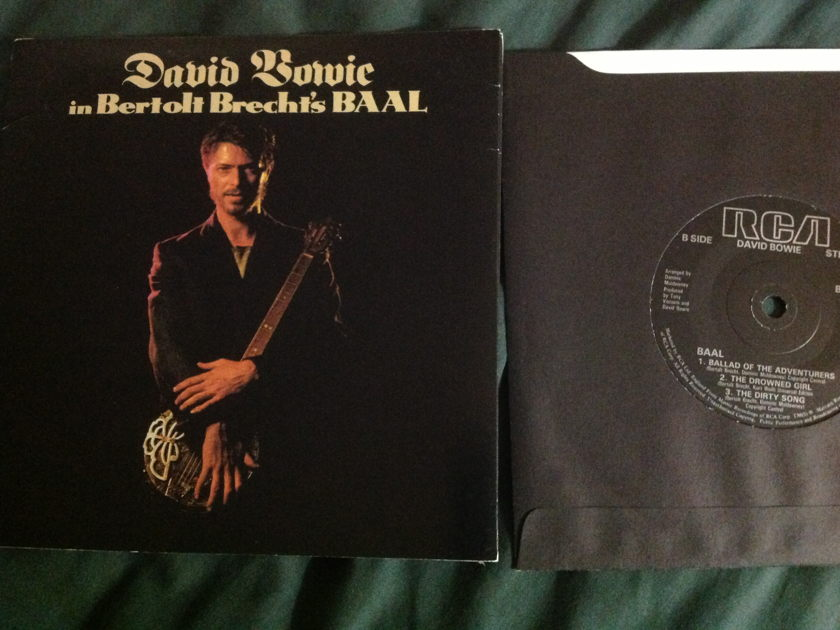 David Bowie - Baal RCA UK EP NM