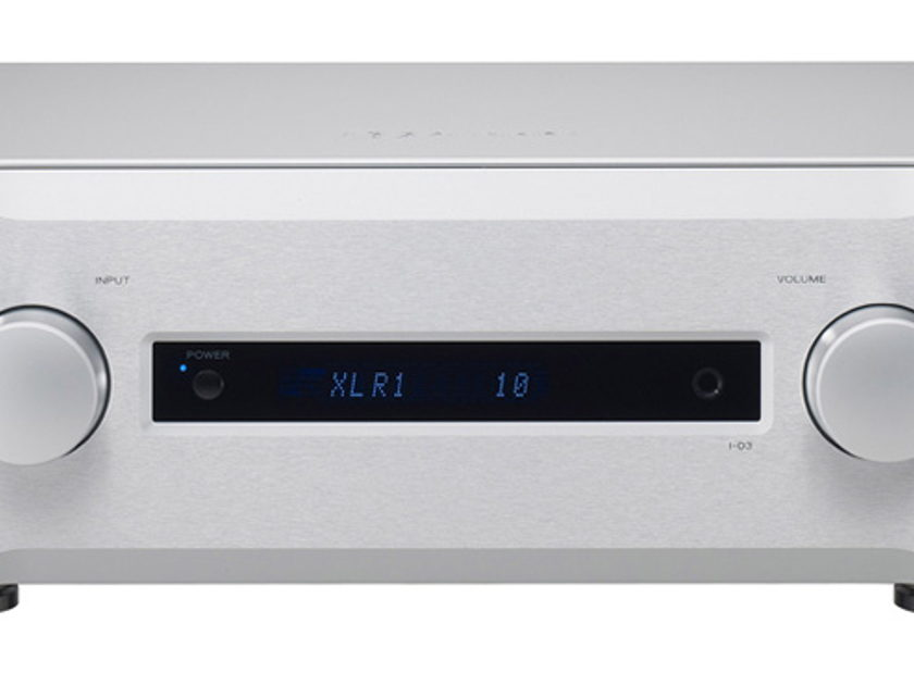 Esoteric Usa I-03  incredible power amp/preamp in sing;le chasis WORLD CLASS - BEST Audiophile integrated amp
