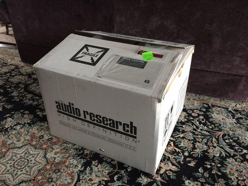 Audio Research REF 5SE Black finish