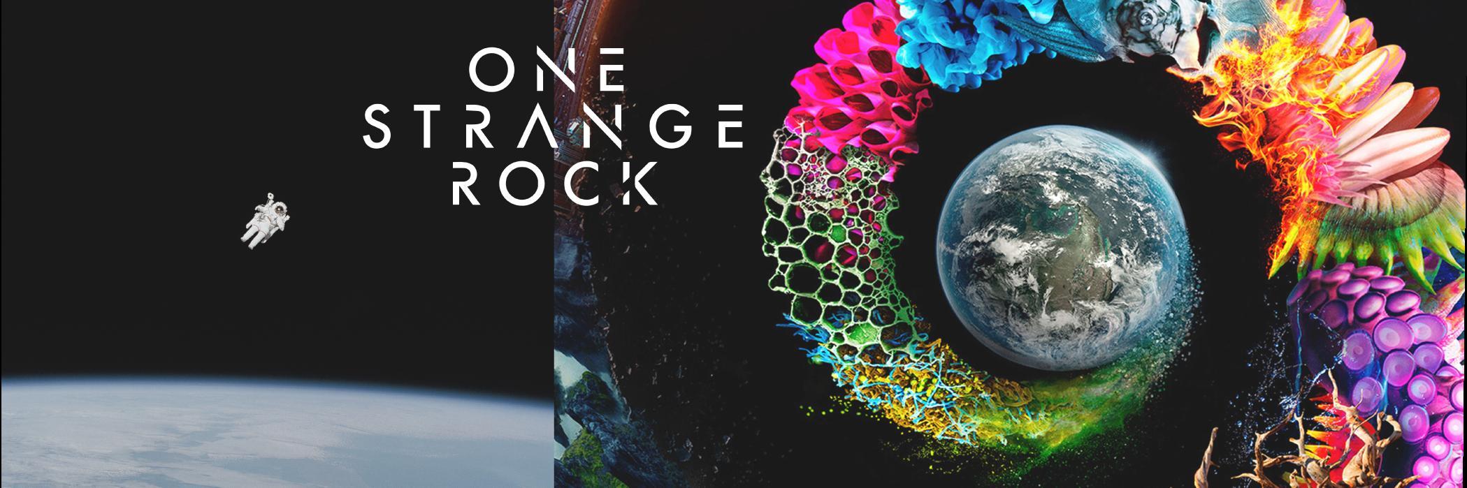 One Strange Rock on Netflix