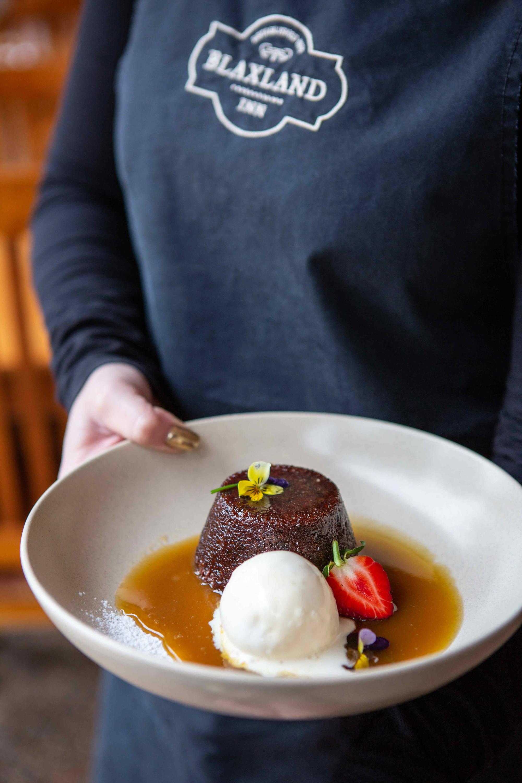 Blaxland Inn Hunter Valley Restaurant Dessert